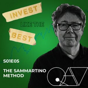 Steve Sammartino about investing in index funds