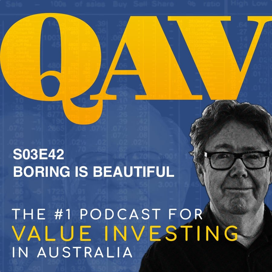 QAV 341 QAV (The Australian Investing Podcast)