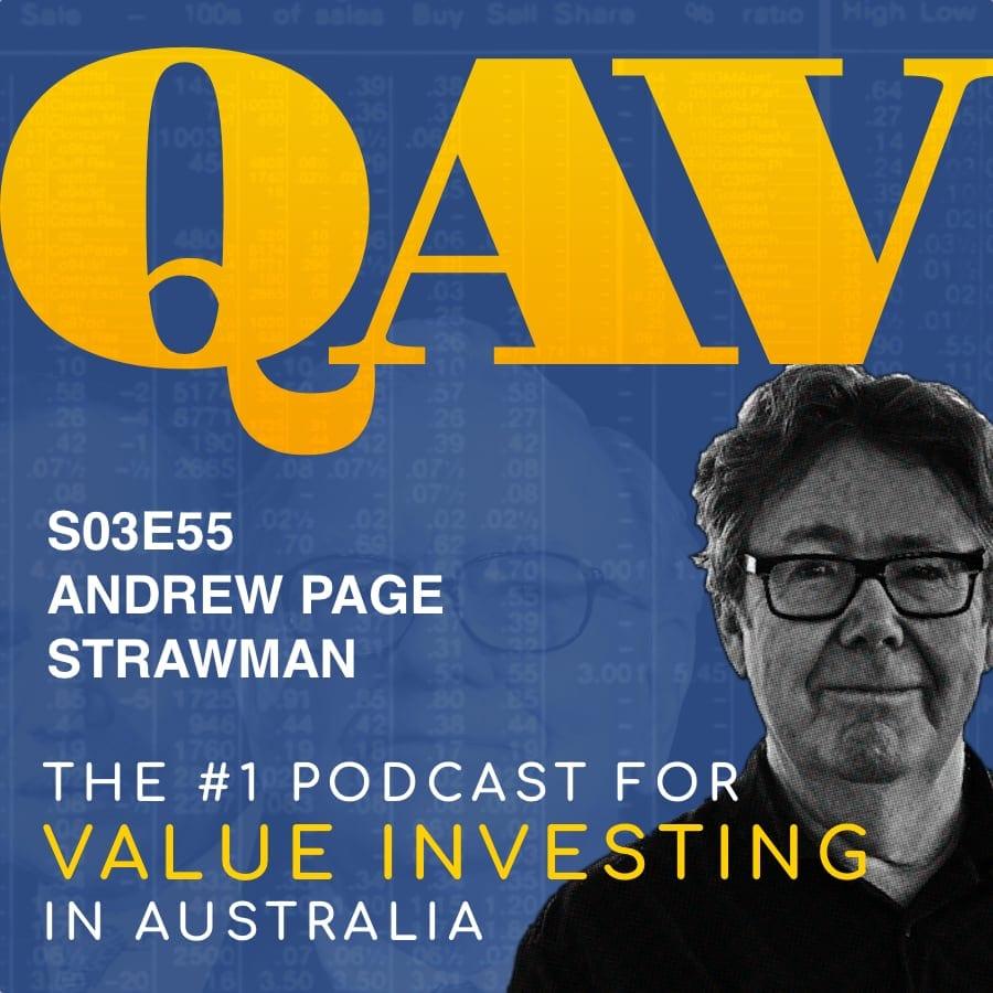 355 QAV Andrew Page, Strawman